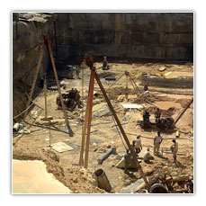 S s foundation the masters of geotechnical engineering for Soil king productions